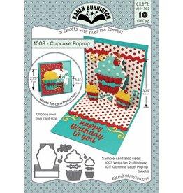 Karen Burniston Karen Burniston Cupcake pop up die set 1008