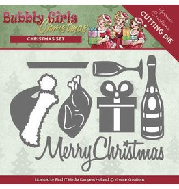 Yvonne Creations Yvonne Creations - Bubbly Girls Christmas - Christmas Set