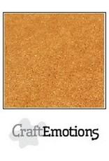 Craft Emotions CraftEmotions karton kraft bruin A4 220GR 10 vel
