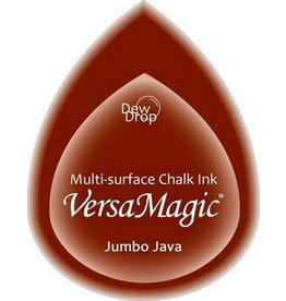 Versa Magic Dew Drop Versa Magic inktkussen Dew Drop Jumbo Java GD-000-052