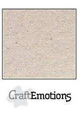 Craft Emotions Craftemotions karton kraft krijtwit 30 x 30