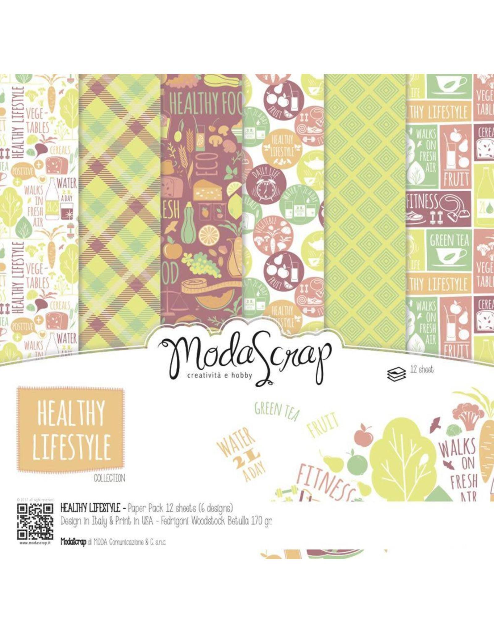 Elizabeth Craft Designs Elizabeth Craft Designs Papier Healthy Lifestyle 30,5 x 30,5