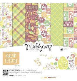 Elizabeth Craft Designs Elizabeth Craft Designs Papier Healthy Lifestyle 30,5 x 30,5