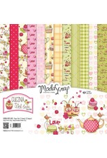 Elizabeth Craft Designs Elizabeth Craft Designs Papier Cucina with Love 15 x 15