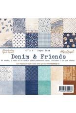 Maja Design Denim & Friends Paper Pack