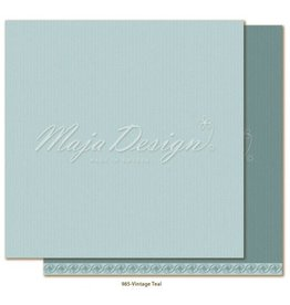 Maja Design Maja Design Monochromes Shades of Celebration Vintage Teal