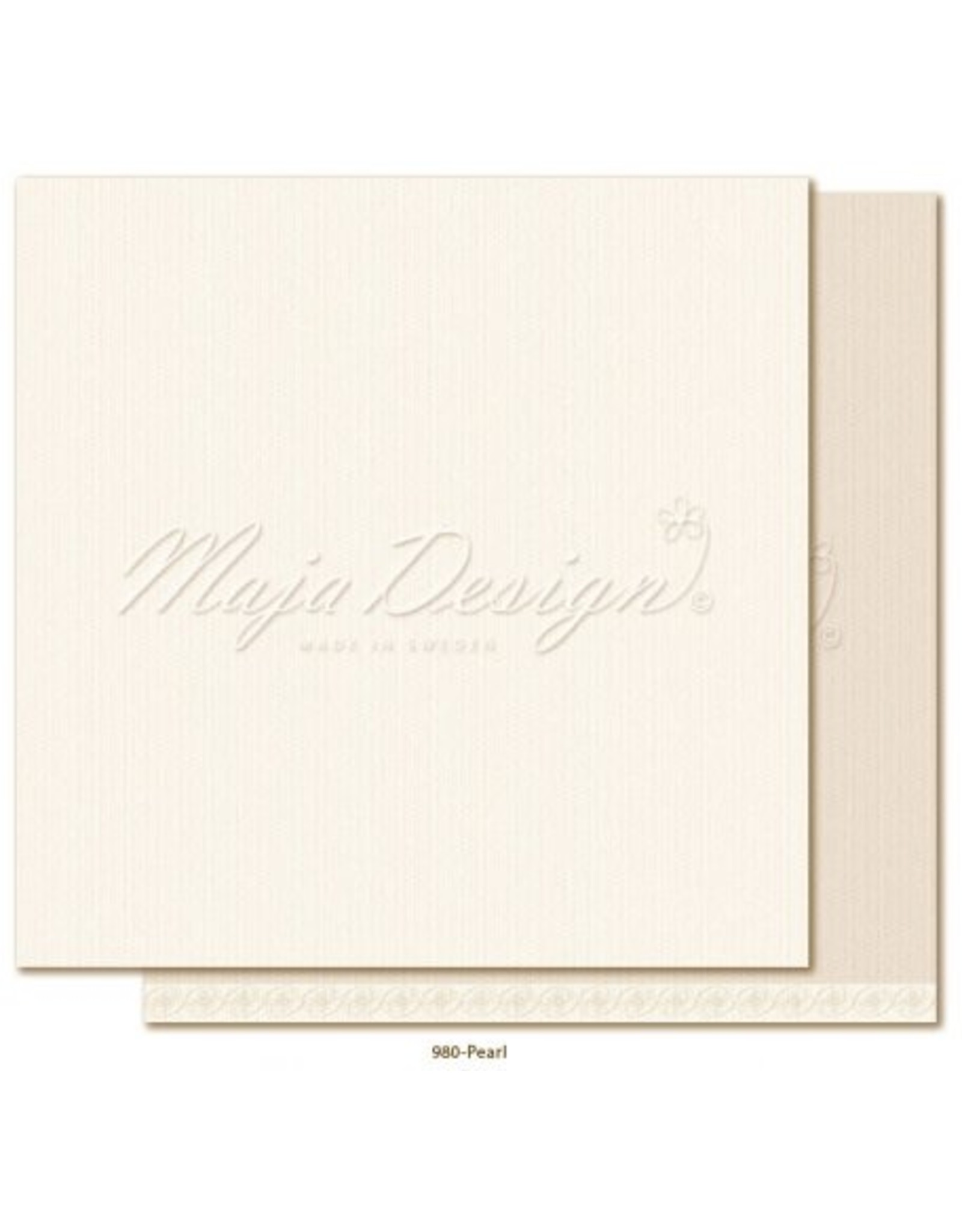 Maja Design Maja Design Monochromes Shades of Celebration Pearl