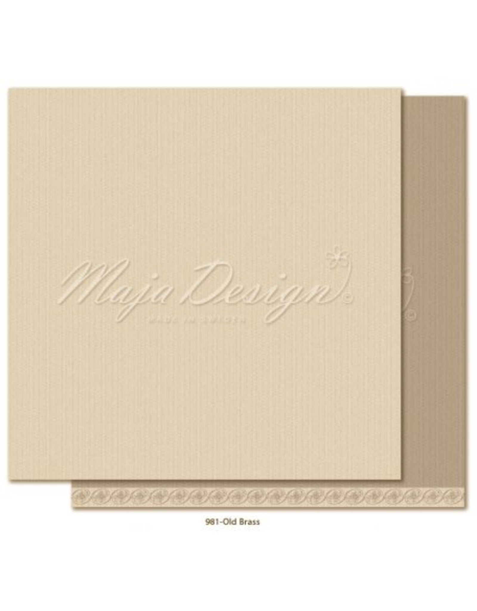 Maja Design Maja Design Monochromes Shades of Celebration Old Brass