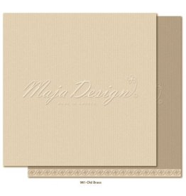 Maja Design Maja Design Monochromes Shades of Celebration Old Brass