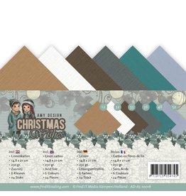 Linnenpakket - A5 - Amy Design - Christmas Wishes