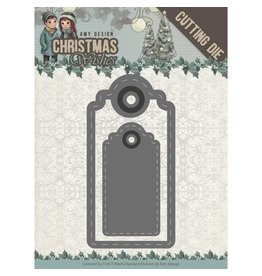 Amy Design Amy Design - Christmas Wishes - Wishing Labels