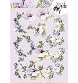 3D Knipvel - Precious Marieke - Fairy Flowers