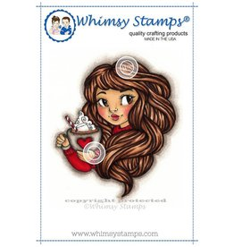 Wimsy Stamps Whimsy Stamps Chocolate Honey KW125