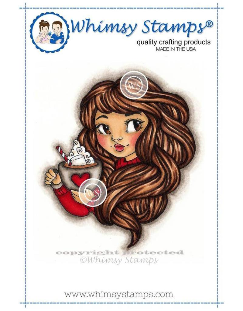 Whimsy Stamps Whimsy Stamps Chocolate Honey KW125
