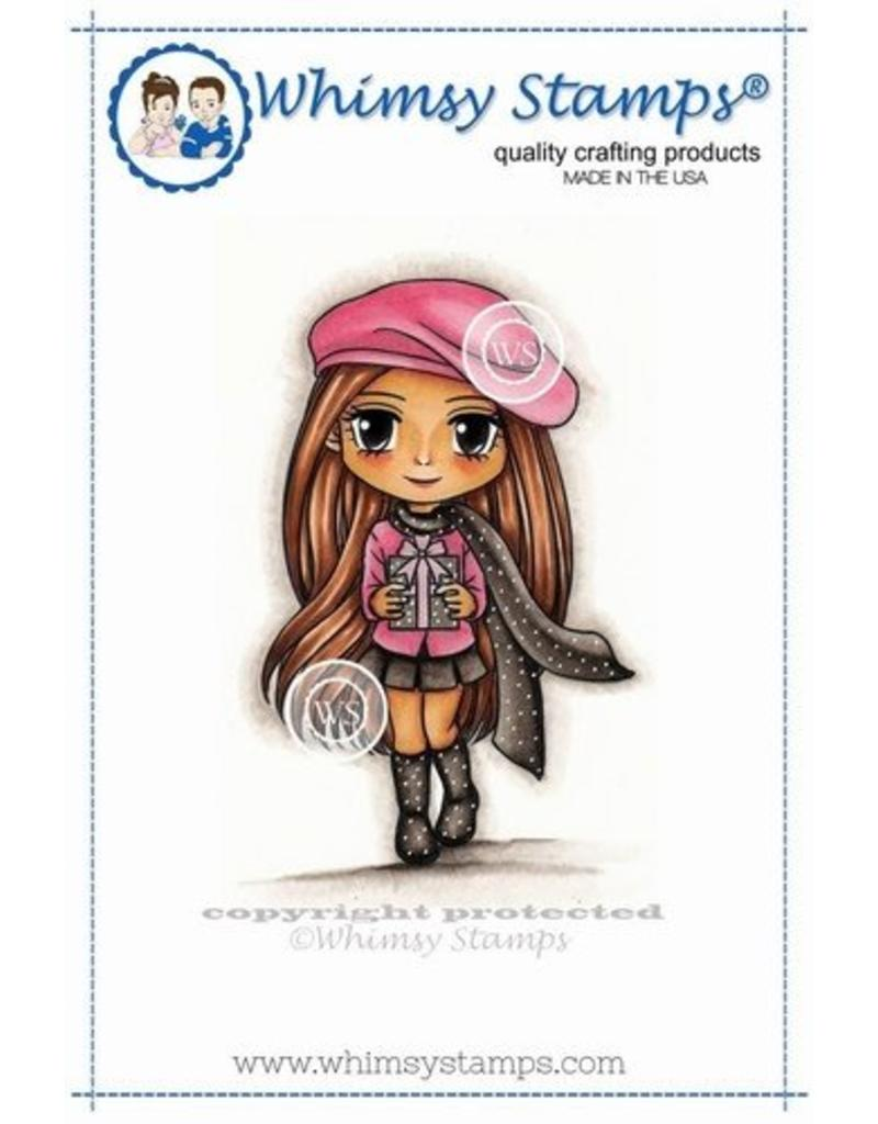 Whimsy Stamps Whimsy Stamps Winter Wendy MRJ168