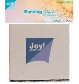 Joy Crafts Schuurblokje incl. schuurpapier 6200/0001