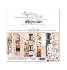 Mintay by Karola Dear Diary 15 x 15