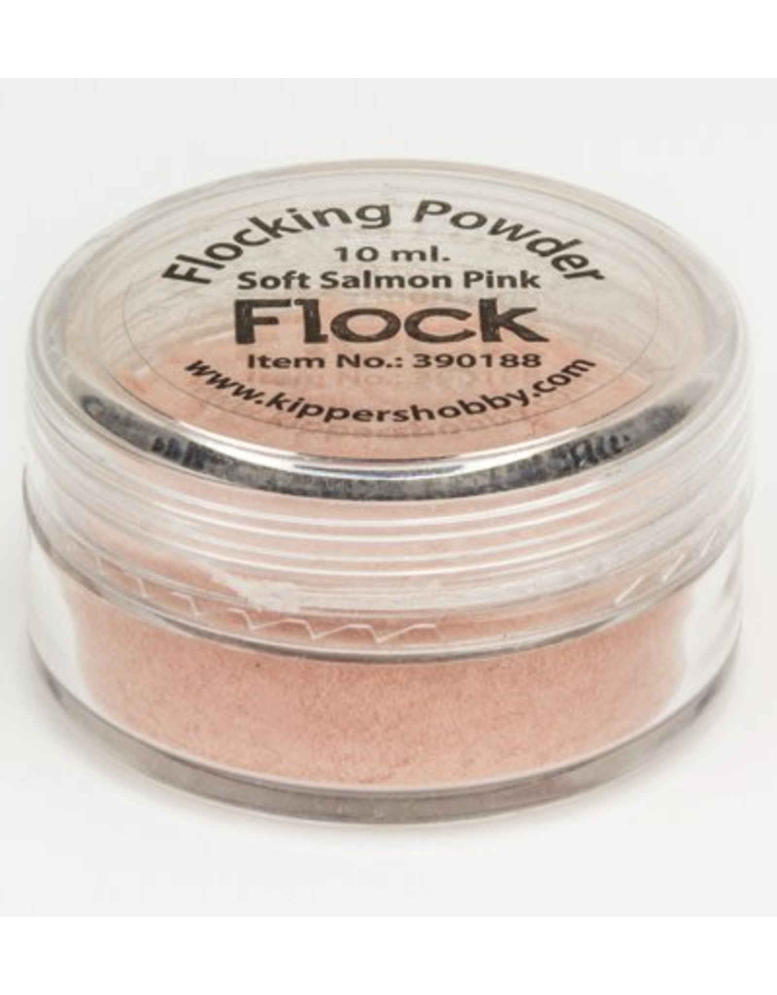 Flocking Powder Soft Salmon Pink