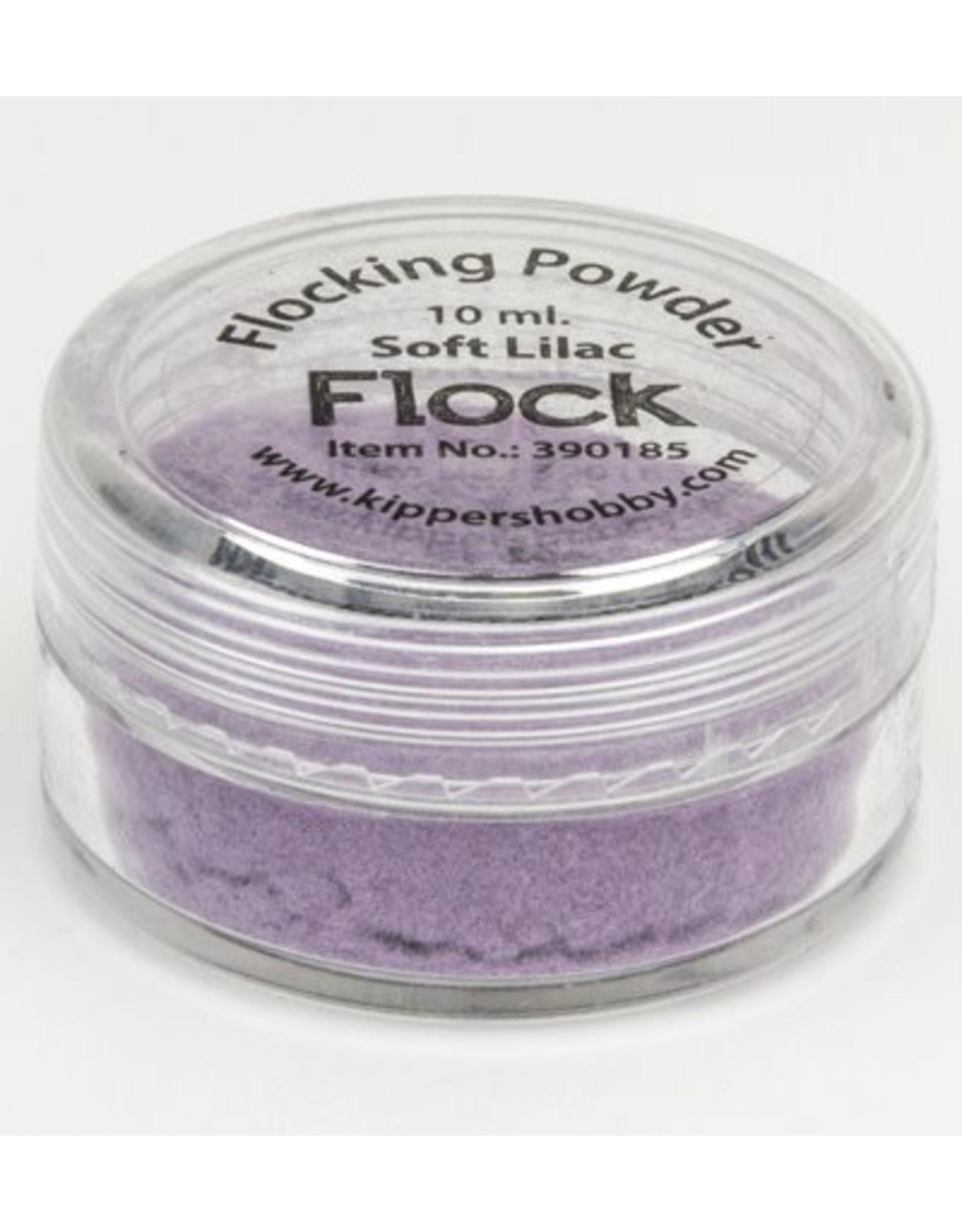 Flocking Powder Soft Lilac