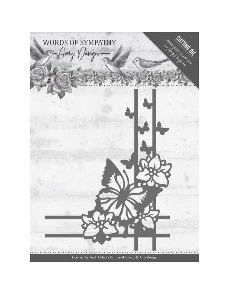 Amy Design Amy Design - Words of Sympathy - Sympathy Corner