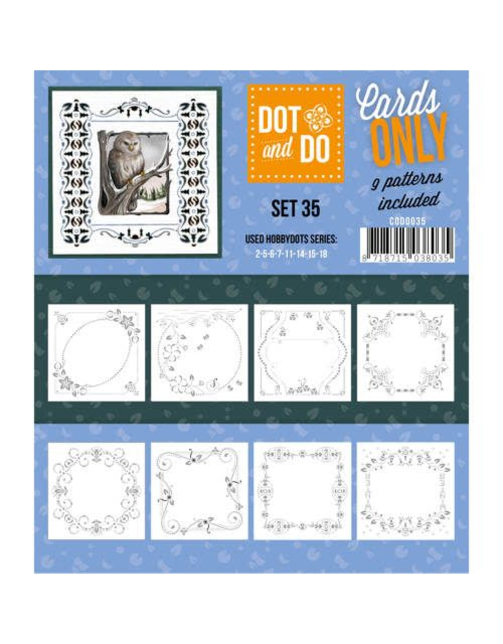 Dot & Do - Cards Only - Set 35