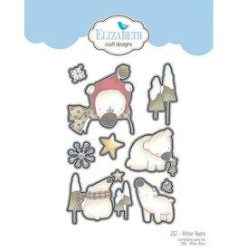 Elizabeth Craft Designs Elizabeth Craft Designs winter bears dies 1357