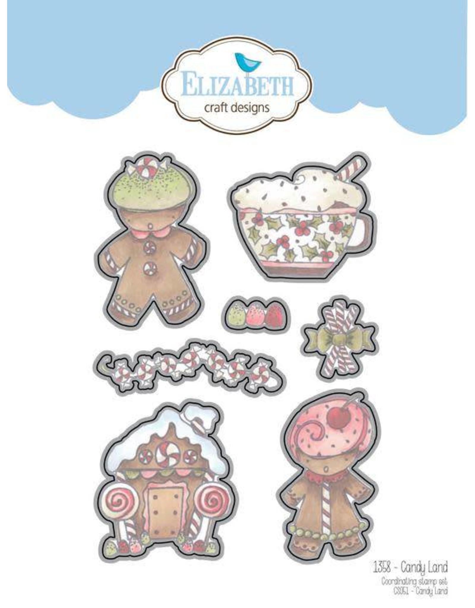 Elizabeth Craft Designs Elizabeth Craft Designs candy land dies 1358