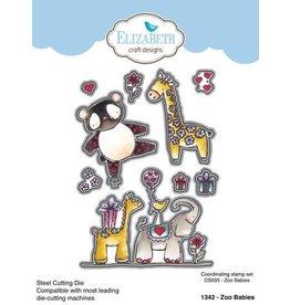 Elizabeth Craft Designs Elizabeth Craft Designs zoo babies die 1342