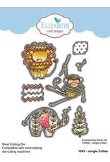 Elizabeth Craft Designs Elizabeth Craft Designs Jungle Cuties die 1343