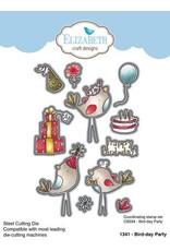 Elizabeth Craft Designs Elizabeth Craft Designs Bird-day Party die 1341