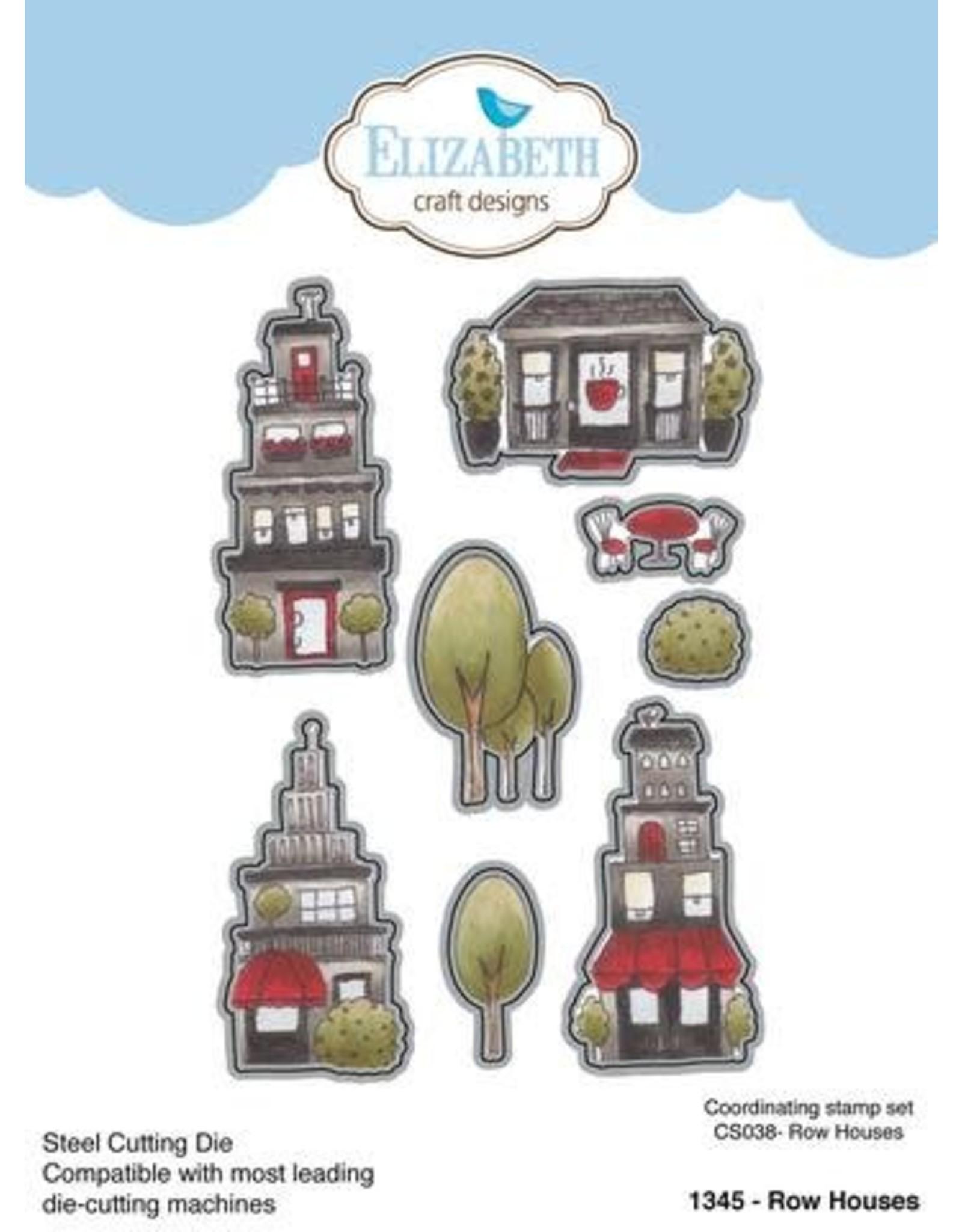 Elizabeth Craft Designs Elizabeth Craft Designs Row houses die 1345