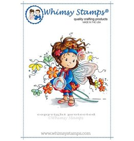 Whimsy Stamps Dyanne SZWS174