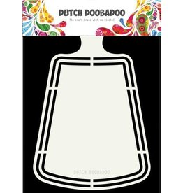 Dutch Doobadoo Dutch Shape Art kaasplankje 470.713.167 A5