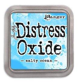 Ranger Distress Oxide Ranger Distress Oxide - salty ocean TDO56171 Tim Holtz
