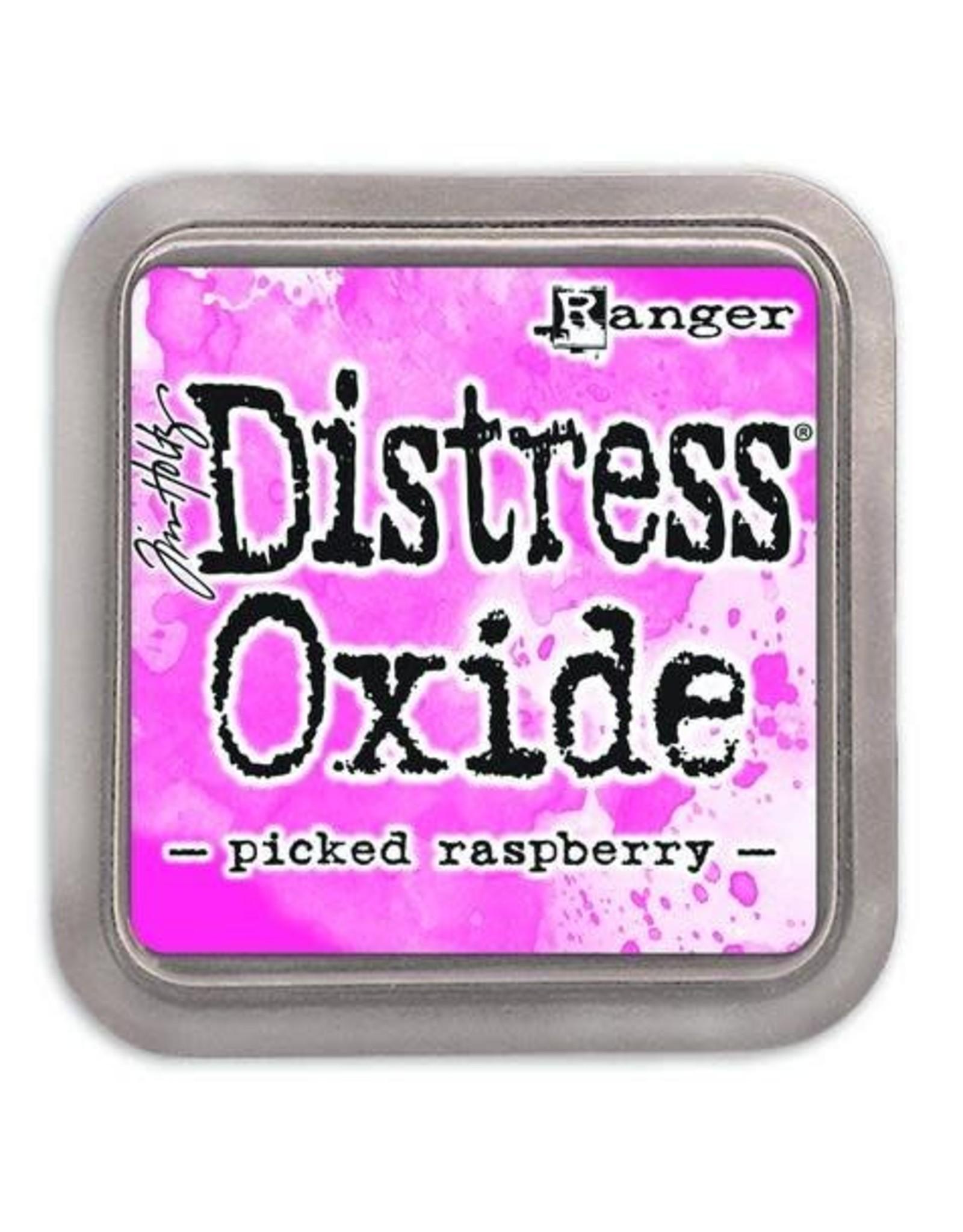 Ranger Distress Oxide Ranger Distress Oxide - picked raspberry TDO56126 Tim Holtz