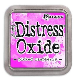 Ranger Distress Oxide Ranger Distress Oxide - picked raspberry TDO56126 Tim Holtz