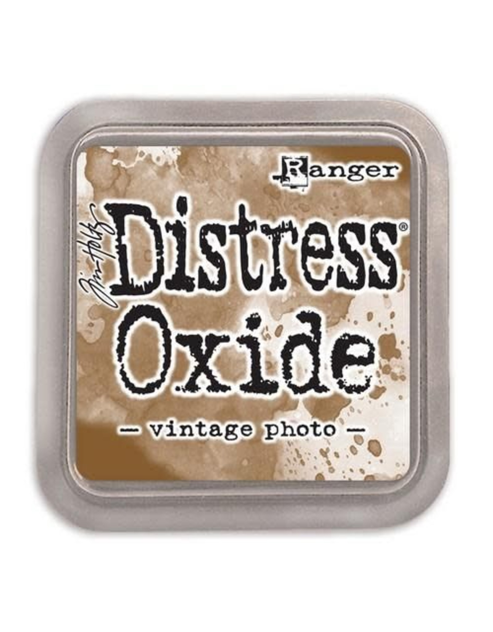 Ranger Ranger Distress Oxide - vintage photo TDO56317 Tim Holtz