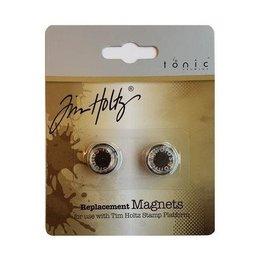 Tonic Studios Tonic Studios Tools - 2 magneten voor stamping platform 1708e 1709e Tim Holtz
