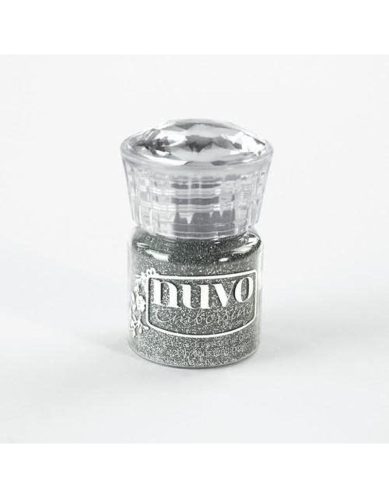 Nuvo by tonic Nuvo Glitter embossing poeder - silver moonlight 597N