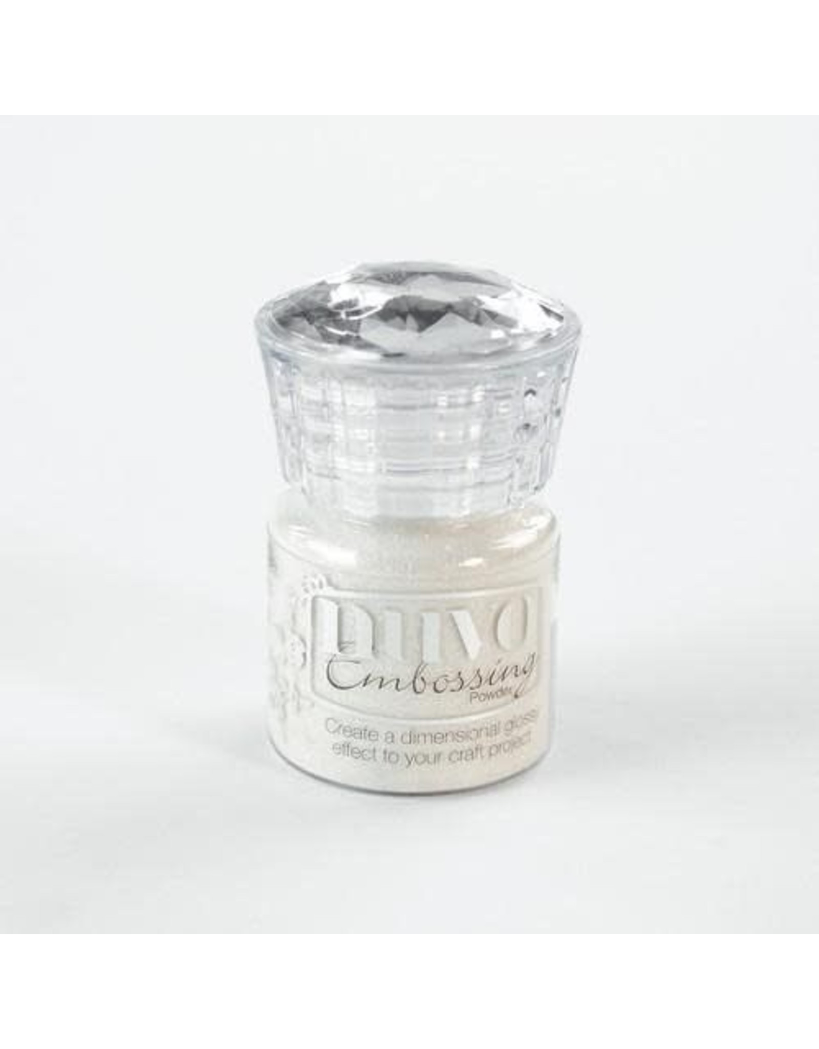 Nuvo by tonic Nuvo Glitter embossing poeder - shimmering pearl 599N