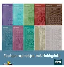 Stickerset Hobbydols 229
