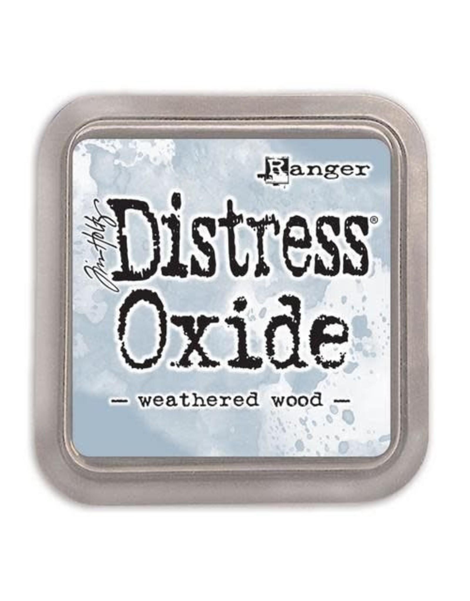 Ranger Distress Oxide Ranger Distress Oxide - Weathered Wood TDO56331 Tim Holtz