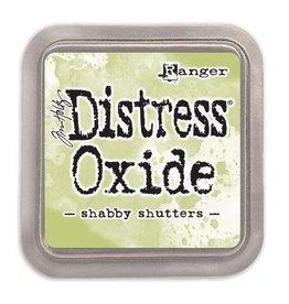Ranger Distress Oxide Ranger Distress Oxide - Shabby Shutters TDO56201 Tim Holtz