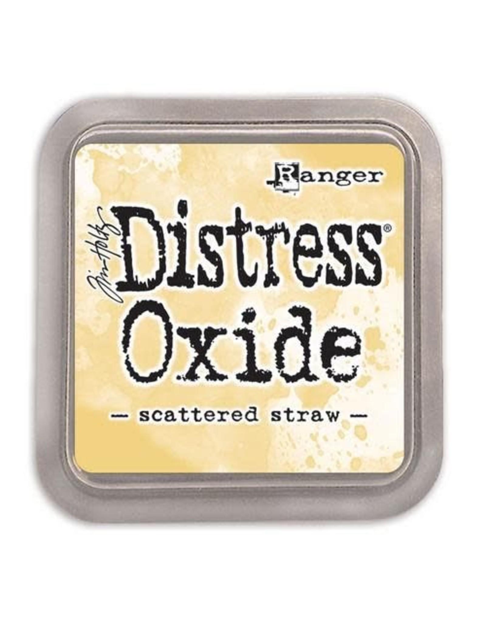 Ranger Distress Oxide Ranger Distress Oxide - Scattered Straw TDO56188 Tim Holtz