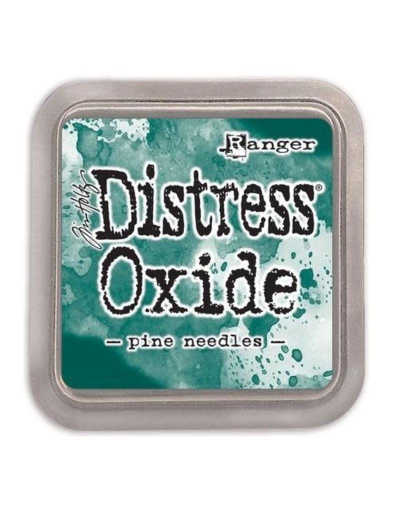 Ranger Distress Oxide Ranger Distress Oxide - Pine Needles TDO56133 Tim Holtz