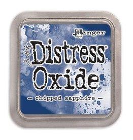 Ranger Distress Oxide Ranger Distress Oxide - Chipped Sapphire TDO55884 Tim Holtz
