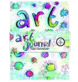 Studio Light Studio Light A4 Ringband Journal Art By Marlene JOURNALBM01