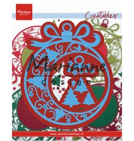 Marianne Design Marianne Design Creatable Christmas ornament LR0560