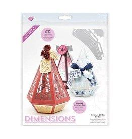 Tonic Studios Tonic Studios Die - Dimensions Gift Box Die Set - Terrarium 2412E