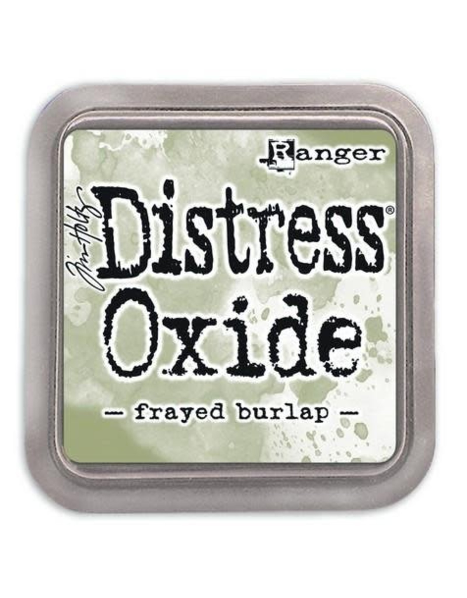 Ranger Ranger Distress Oxide - frayed burlap TDO55990 Tim Holtz